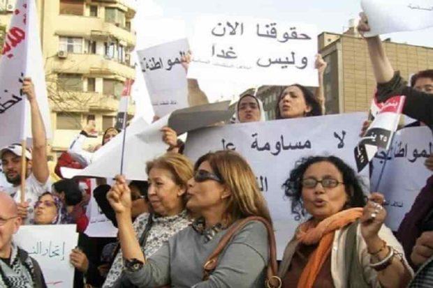 Permalink to: محاميات يكشفن لـ«ولها وجوه أخرى» تفاصيل تجميد نشاط «لجنة المرأة» بنقابة المحامين